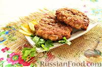 Фото к рецепту: Шницель из мясного фарша