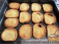 Фото приготовления рецепта: Бутерброды со шпротами - шаг №2