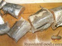 Фото приготовления рецепта: Хек жареный - шаг №2