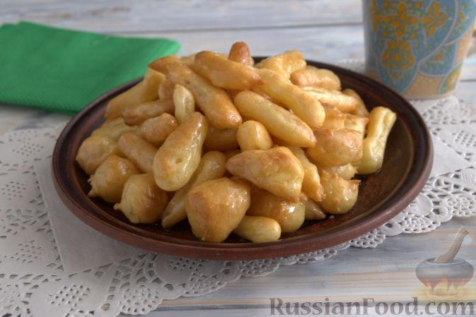 Чак-чак рецепт башкирский