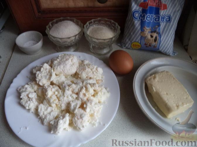 пошаговый рецепт приготовления запеканки творожной