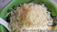 """Фото приготовления рецепта: Куриная грудка """"под шубой"""", в духовке - шаг №12"""