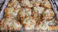 """Фото приготовления рецепта: Куриная грудка """"под шубой"""", в духовке - шаг №16"""