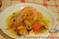 Фото к рецепту: Буйабес