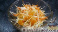 Фото к рецепту: Витаминный салат из капусты