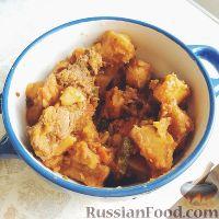 Фото к рецепту: Азу по-татарски (в мультиварке)
