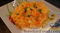 Фото к рецепту: Тушеная капуста с рисом (лаханоризо)