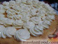 Фото приготовления рецепта: Французский масляный крем - шаг №5