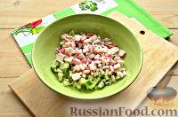 Фото приготовления рецепта: Бутерброды на праздничный стол - шаг №3