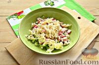 Фото приготовления рецепта: Бутерброды на праздничный стол - шаг №4