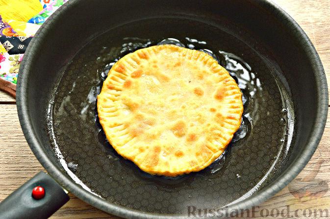 лепешки с мясом быстрого приготовления рецепт пошагово с фото