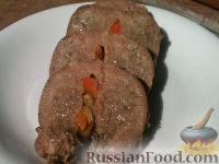 Фото приготовления рецепта: Язык по-царски - шаг №8