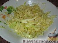 Фото к рецепту: Салат из капусты по-немецки