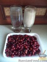 Фото приготовления рецепта: Морс клюквенный (первый вариант) - шаг №1