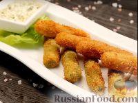 Фото к рецепту: Крокеты из картофеля