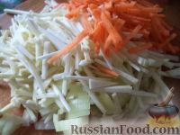 """Фото приготовления рецепта: Суп чечевичный  """"Остановиться невозможно"""" - шаг №4"""