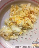 Фото к рецепту: Яичница-болтунья