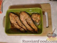 Фото к рецепту: Запеченная форель с прованскими травами