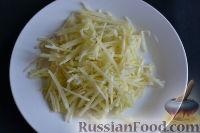 Фото приготовления рецепта: Салат из пекинской капусты с яблоком и морковью - шаг №4