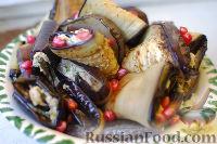 Фото к рецепту: Баклажаны по-грузински