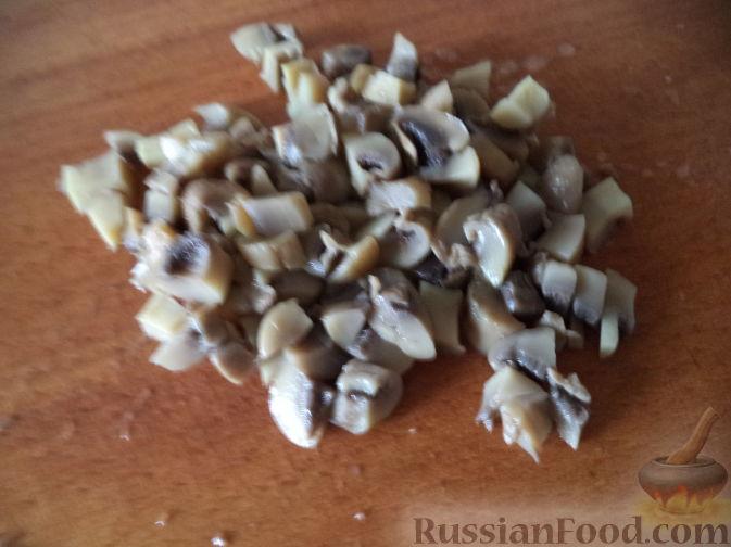 """Фото приготовления рецепта: Вегетарианский оливье """"Любимый"""" - шаг №6"""
