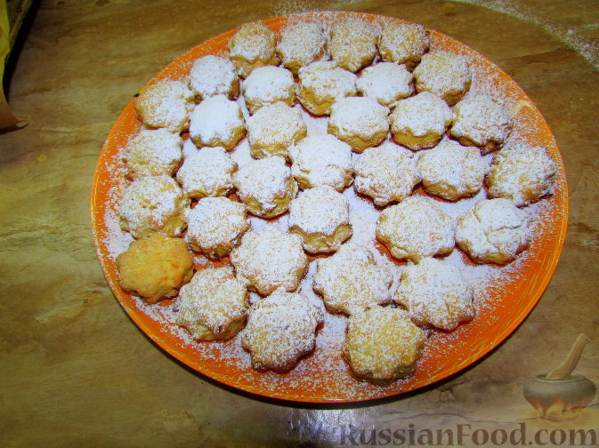 печенье из сметаны в мультиварке рецепты