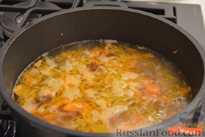 рецепты как приготовить сырный суп с