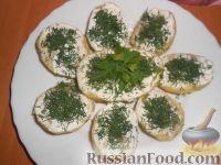 Фото к рецепту: Праздничная фаршированная картошка