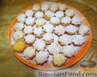 """Фото к рецепту: Песочное печенье """"Рыженькие"""""""