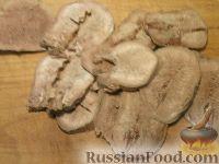 Фото приготовления рецепта: Говяжий язык под сметанным соусом - шаг №5