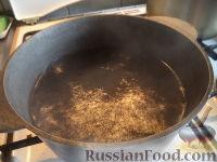 Фото приготовления рецепта: Мамалыга скоростная (скороспелая) - шаг №2