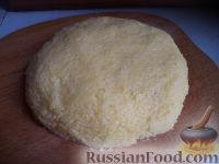 Фото приготовления рецепта: Мамалыга скоростная (скороспелая) - шаг №6
