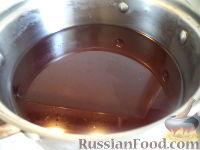 Фото приготовления рецепта: Морс из клюквы - шаг №5