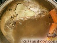 Фото приготовления рецепта: Говяжий язык отварной - шаг №5