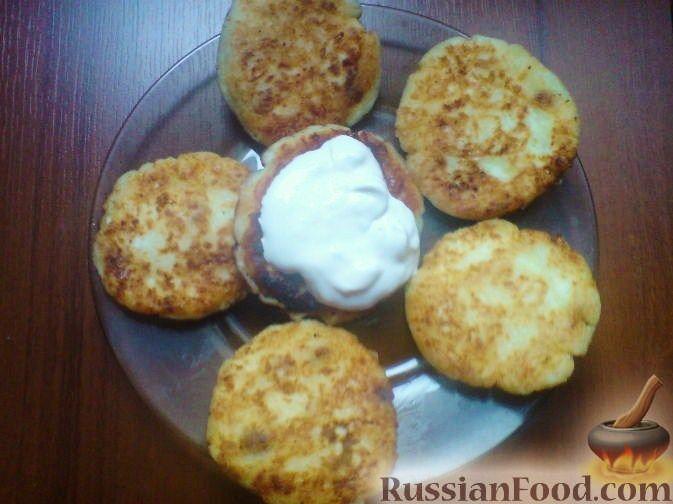 Рецепт Сырники домашние