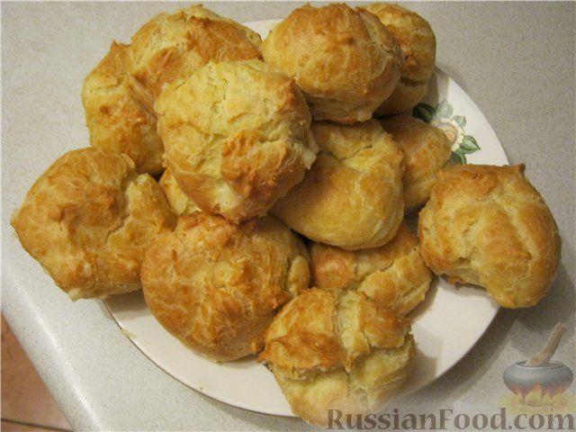 Заварные пирожные: рецепт нежных эклеров - tochka.net