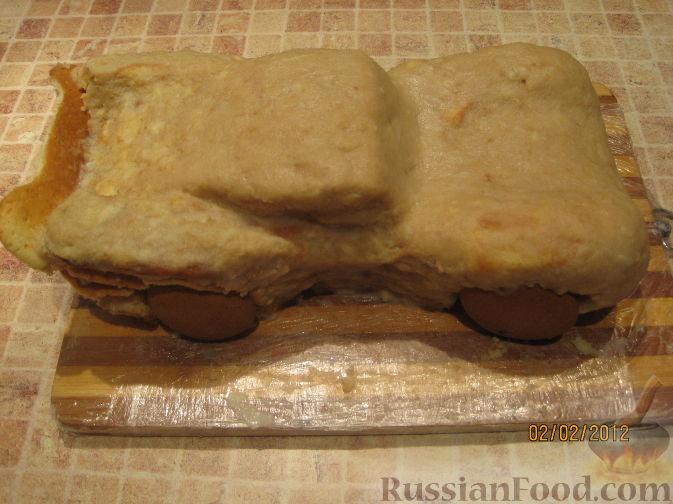 Рецепт торта машина с фото