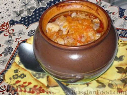 блюда из курицы по-грузински рецепт с фото