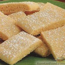 Рецепт Шведское песочное печенье