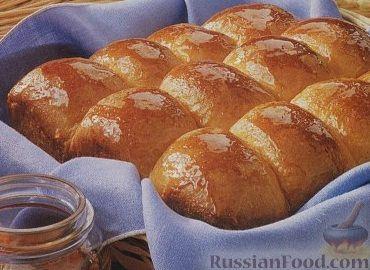 Рецепт Медовые булочки