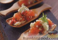 Фото к рецепту: Закуска лососевая