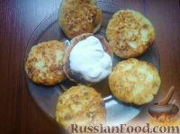 Фото к рецепту: Сырники домашние