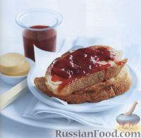 Фото к рецепту: Клубничный джем (варенье)