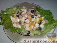 Фото к рецепту: Салат Греческий