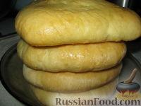 Фото к рецепту: Кубдари - хачапури с мясом