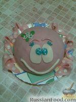 """Фото к рецепту: Торт """"Осьминожка"""""""