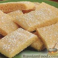 Фото к рецепту: Шведское песочное печенье