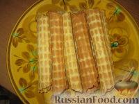 Фото к рецепту: Вафельки-вкусняшки
