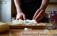 Фото приготовления рецепта: Борщ - шаг №2