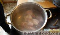 Фото приготовления рецепта: Борщ - шаг №9